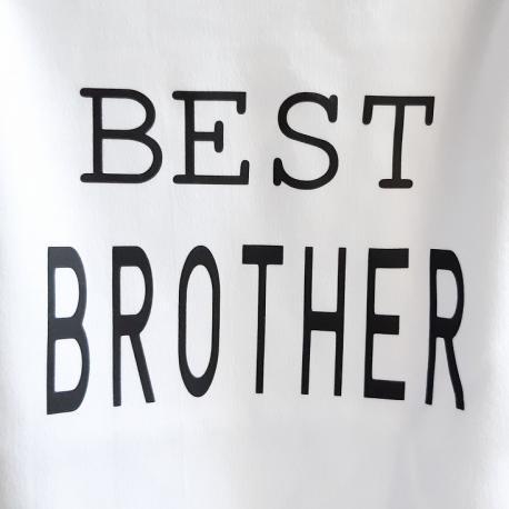 Body bebé BEST BROTHER - Maminébaba