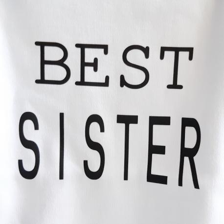Body bebé BEST SISTER- Maminébaba