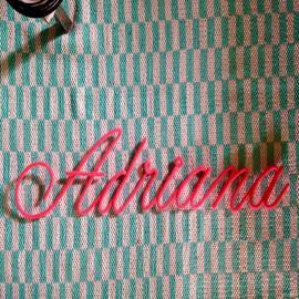 Prénom en tricotin de Maminébaba (à partir de 7 lettres)