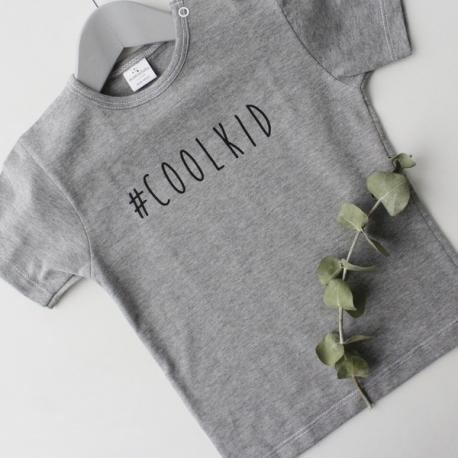 Camiseta niño COOL KID