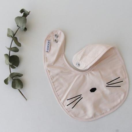 Coffret cadeau de naissance écologique rose