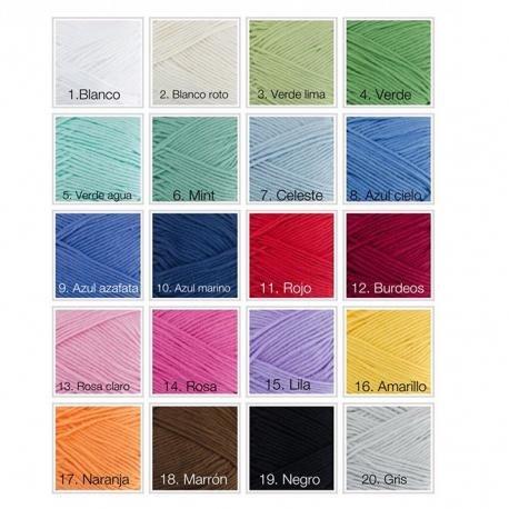 Prénom en tricotin de Maminébaba (3 à 6 lettres)